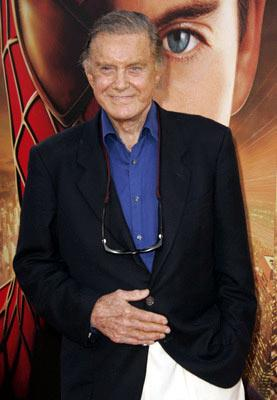 Cliff Robertson at the Los Angeles premiere of Columbia Pictures' Spider-Man 2