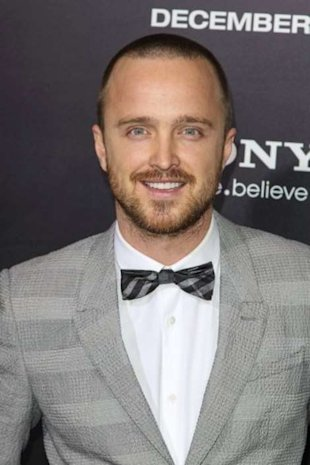 Aaron Paul, friend of Michael Jackson
