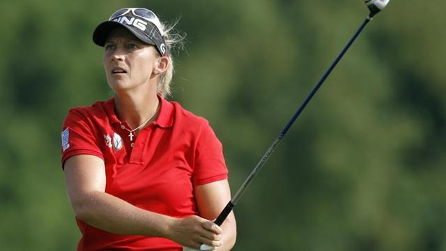 Golf - Stanford takes Lorena Ochoa lead
