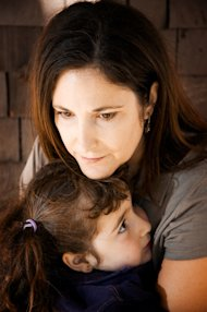 Mother and Daughter/iStockphoto