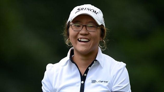Amateur Lydia Ko of New Zealand (AFP)
