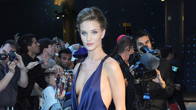 Transformers Dark of the Moon Premiere 2011 Rosie Huntington Whiteley