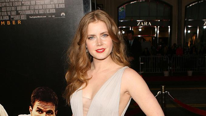 The Fighter LA Premiere 2010 Amy Adams