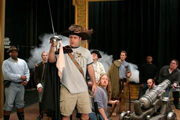 Sean Astin as Ken Zorbell in MGM's Bigger than the Sky