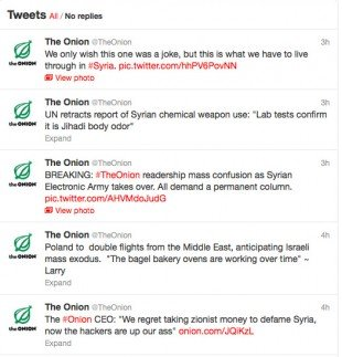 The Onion's 4 Tips for Social Media Security image Onion Twitter Hack 310x323