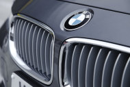 The BMW logo found more new homes in 2012 than ever before