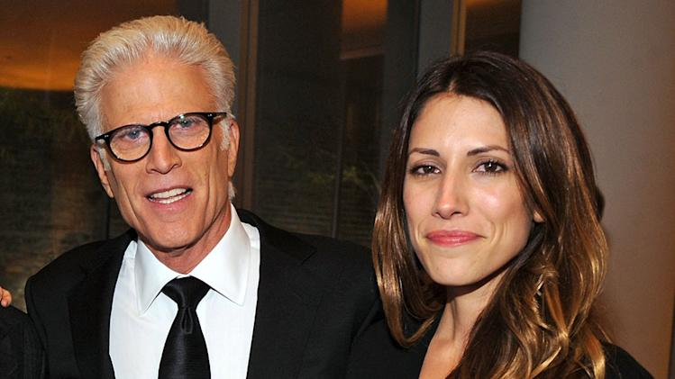 The 2012 GQ Gentlemen's Ball Presented by LG, Movado, and Nautica - Inside: Ted Danson and Kate Danson