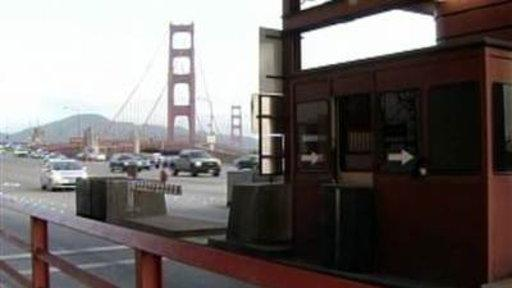 New Toll-Collecting System at Golden Gate Bridge