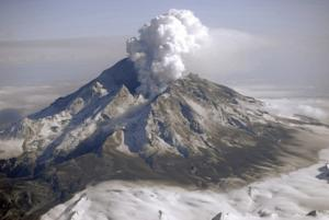 Alaska Volcano's Earthquakes Explain Puzzling Eruption