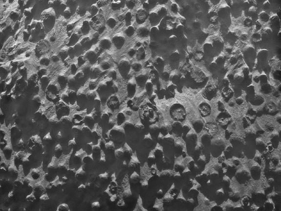 Strange Mystery Spheres on Mars Baffle Scientists