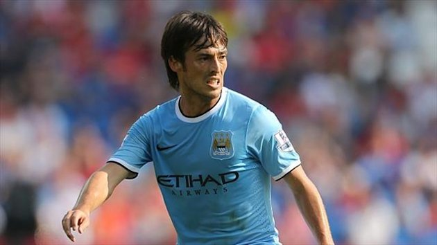 David Silva has missed five games since suffering a thigh injury on international duty