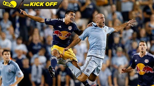 Kick Off: East heavyweights New York Red Bulls, Sporting Kansas City face off for first time in 2013