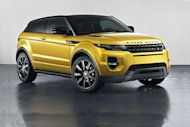 It may have retina searing yellow paint but the Evoque is still so desirable