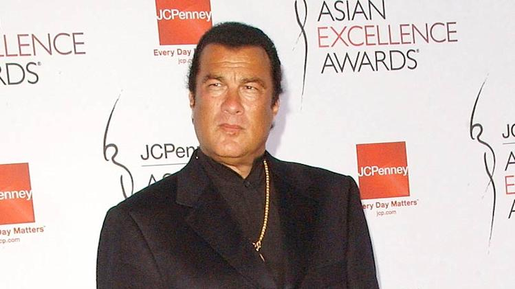Steven Segal JC Pennys Asian Awards