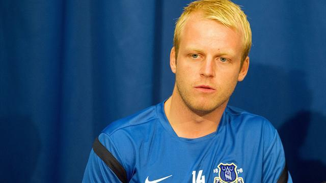 SPL - Scotland's Naismith facing FIFA ban