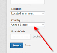 How to Find Someone on LinkedIn image LISearchLocation