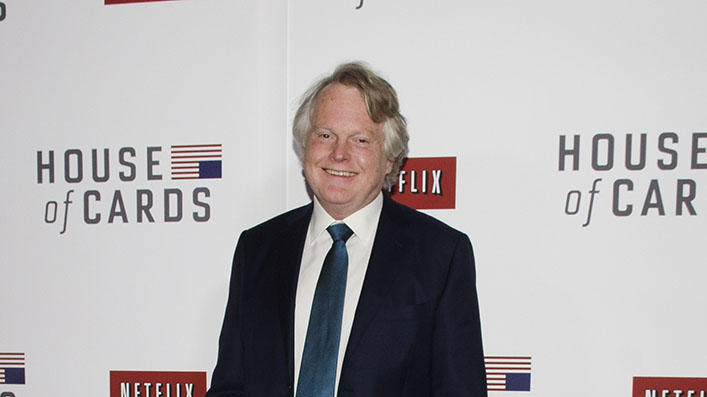 "Netflix's ""House Of Cards"" Washington DC Screening: Sebastian Arceles"