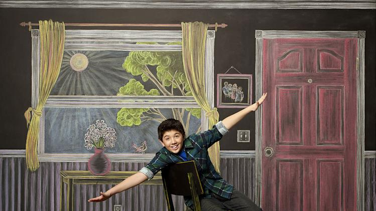 "Bradley Steven Perry stars as Gabe Duncan on ""Good Luck Charlie."""