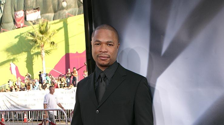 XFiles I Want to Believe Hollywood Premiere 2008 Xzibit