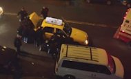 Taxi Rescue: Man Stuck Under New York Cab