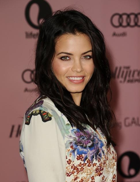 Jenna Dewan-Tatum attends the Hollywood Reporter's 21st annual Women In Entertainment breakfast at The Beverly Hills Hotel on December 5, 2012 in Beverly Hills -- Getty Premium