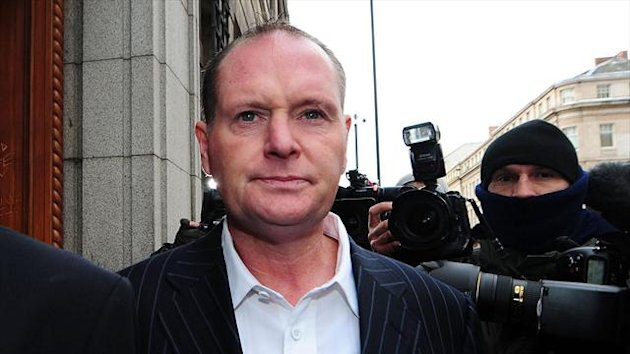 Paul Gascoigne is receiving treatment for his addiction to alcohol in a clinic in Arizona