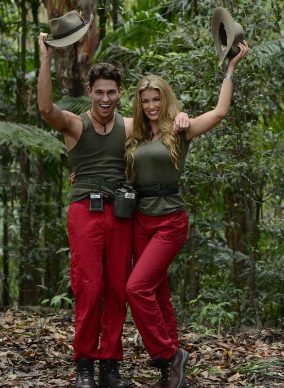 Joey Essex denies EVER being in a relationship with Amy Willerton, awks