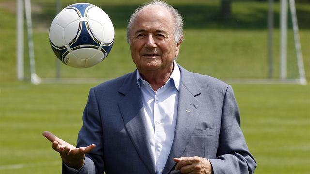 European Football - Blatter: Relegation, points deductions not solutions for racism