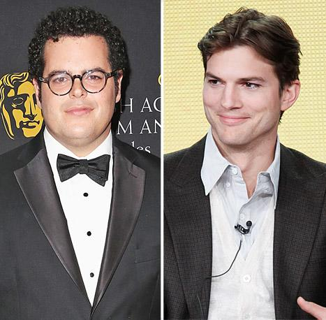 "Ashton Kutcher Is ""Uncanny"" as Steve Jobs in Biopic, Says Josh Gad"