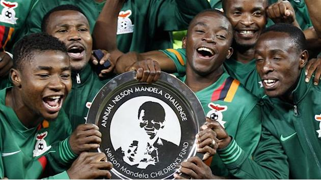 African Cup of Nations - Zambia cancel friendly to rest before Nations Cup defence