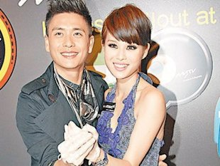 Did Myolie Wu have enough of Bosco Wong's flirtatious ways? (CinemaOnline)