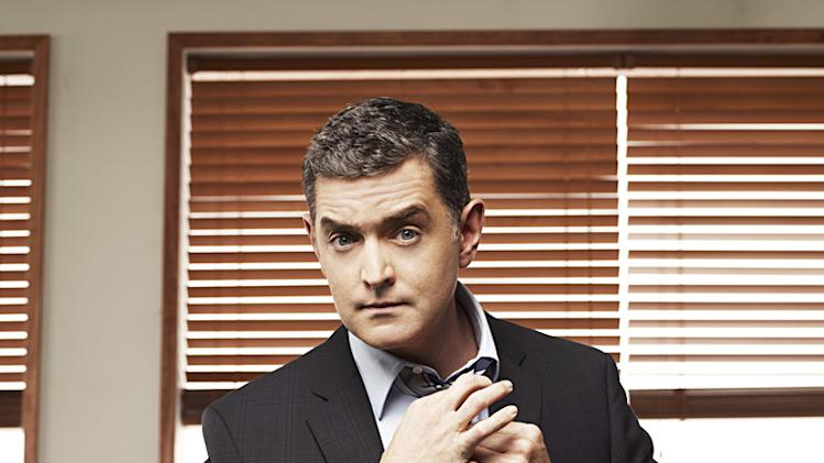 "Tim Omundson as Carlton Lassiterin ""Psych."""