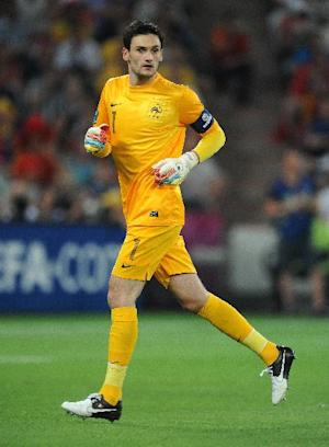 Hugo Lloris is expected to make his Tottenham debut against Lazio