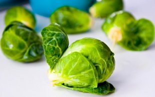 Brussels sprouts don't need to be cooked, after all. Who knew?