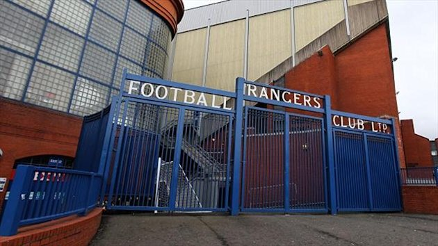 Rangers will work with a financial consultant