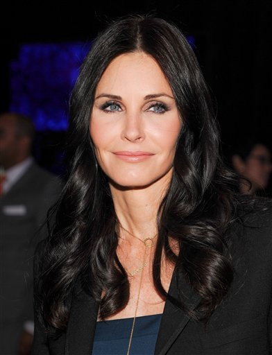 Courteney Cox / Foto: AP