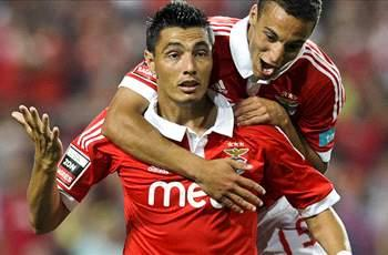 Cardozo signs three-year Benfica deal