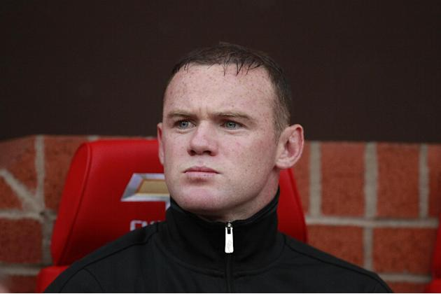 Manchester United striker Wayne Rooney revealed he put on seven pounds during pre-season