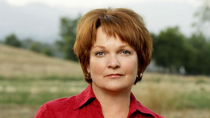 Pamela Reed stars as Gail Green on CBS Network's Jericho.