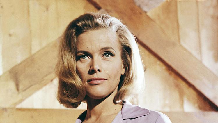 Bond Girls Gallery 2008 Goldfinger Honor Blackman