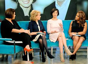 Barbara Walters Apologized to Elizabeth Vargas After Alcoholism Comment on The View