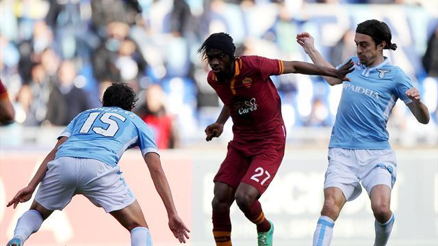 Serie A - Gervinho praise for Totti