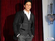 Shahrukh Khan gets hurt