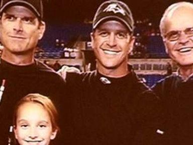 Harbaugh Parents: 'Who Has It Better Than Us? Nobody!'