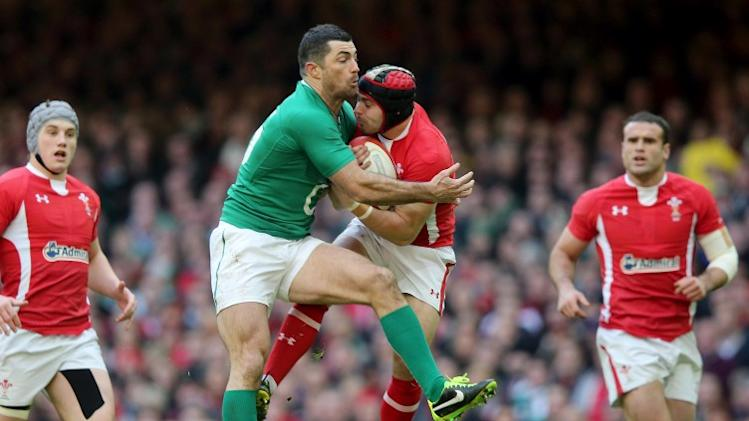 In momentum championship Ireland and Wales have the ball slowly rolling