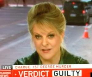 Nancy Grace Reacts to Jodi Arias Guilty Verdict