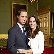 A future monarch: William and Kate expecting a child