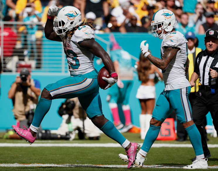 Jay Ajayi, catch him if you can