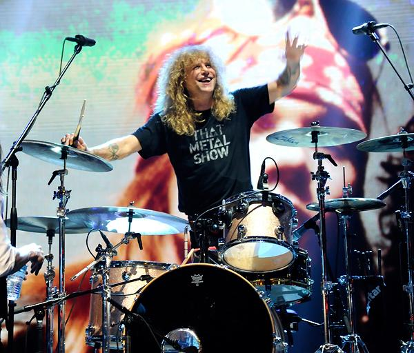 Steven Adler on Forgiving Axl Rose, 'Rehab' and Life After Guns N' Roses