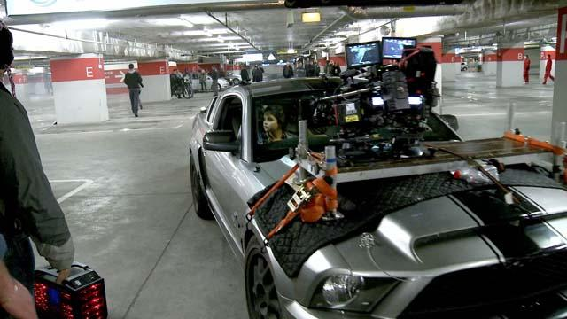 'Getaway' Featurette: Destroying a Custom Shelby